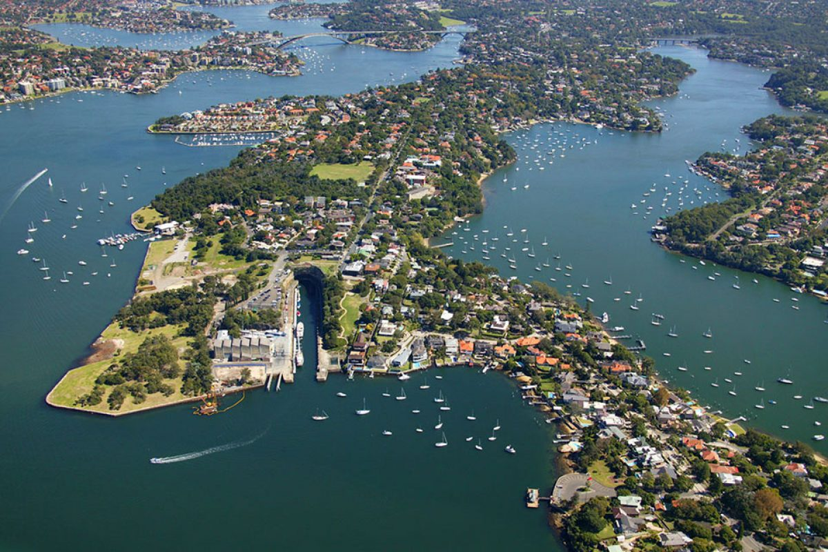 Hunters Hill – Jewel In The Crown