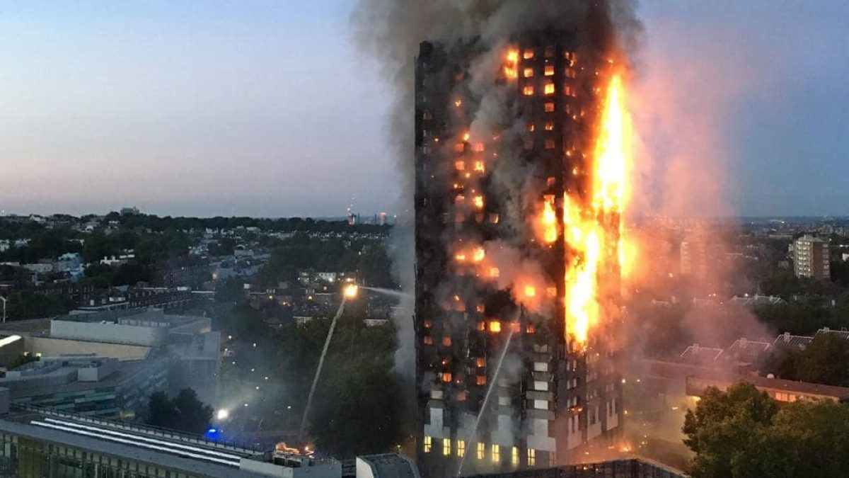 Flammable Combustible Cladding Crisis